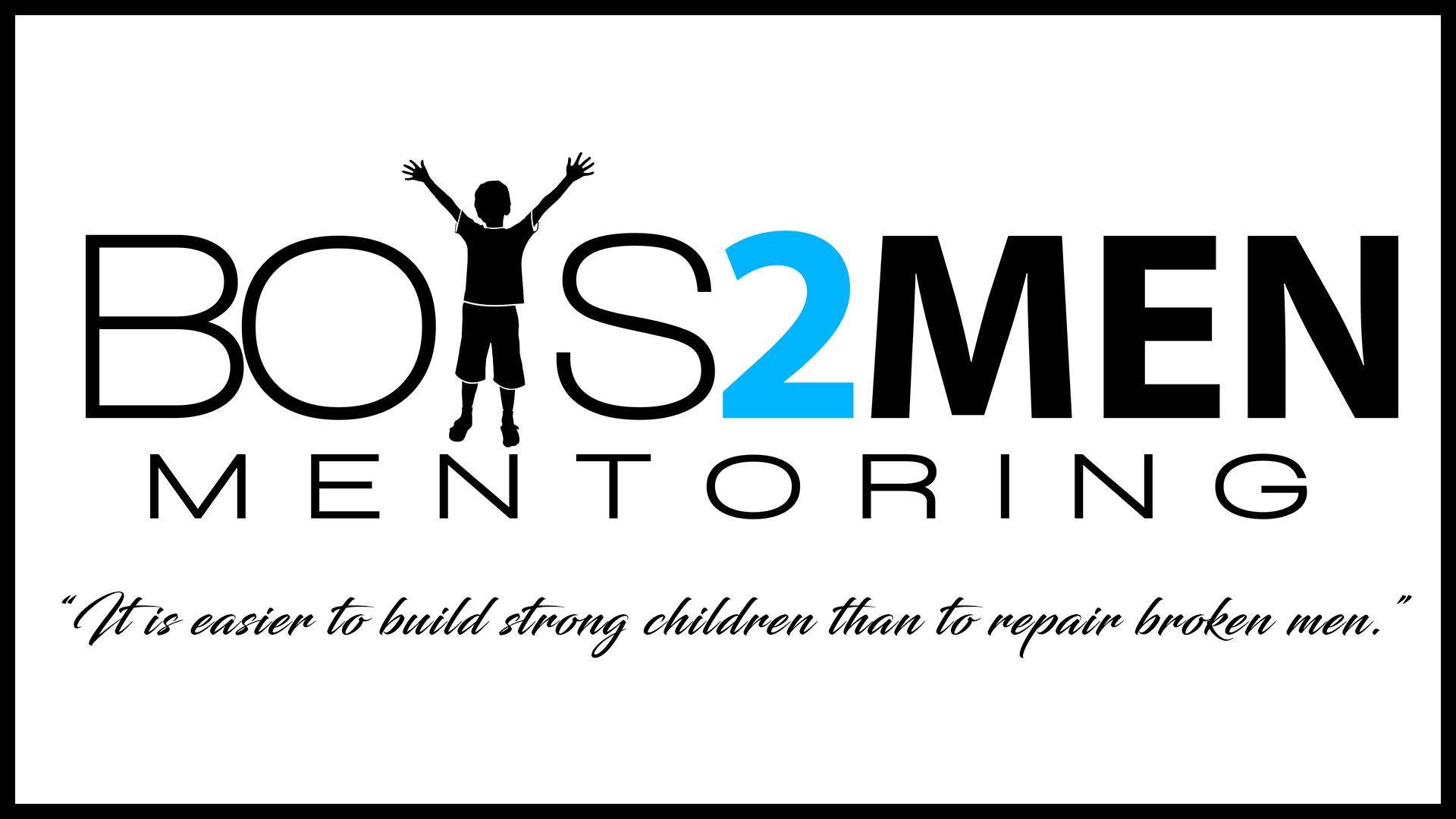 Boy's 2 Men Mentoring